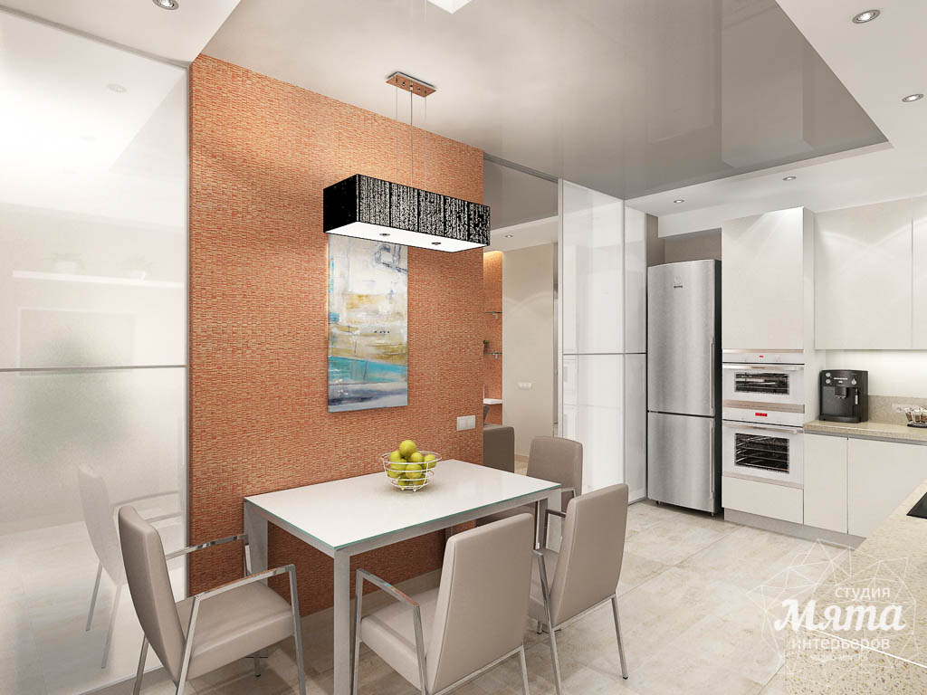 Дизайн интерьера трехкомнатной квартиры по ул. Куйбышева 21 img141132320