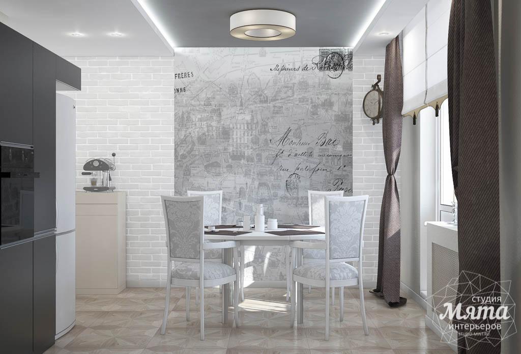 Дизайн интерьера трехкомнатной квартиры по ул. 8 Марта 194 img113860420