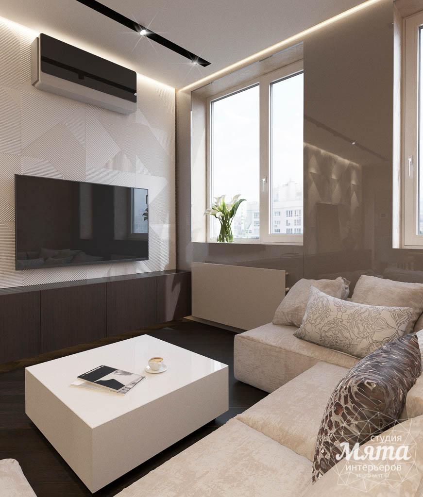 Дизайн интерьера однокомнатной квартиры в ЖК Крылов (2 очередь) img2123493986