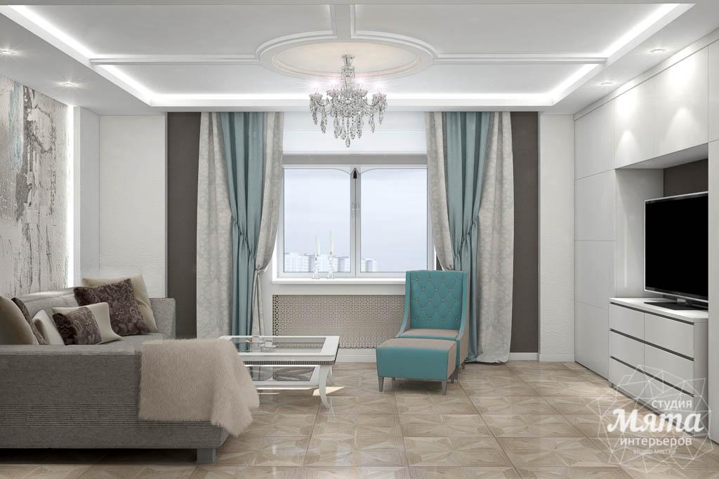 Дизайн интерьера трехкомнатной квартиры по ул. 8 Марта 194 img1818554842