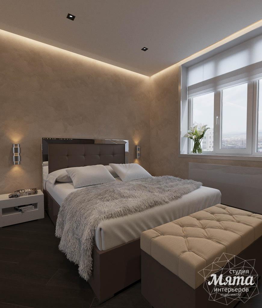 Дизайн интерьера однокомнатной квартиры в ЖК Крылов (2 очередь) img1881876630