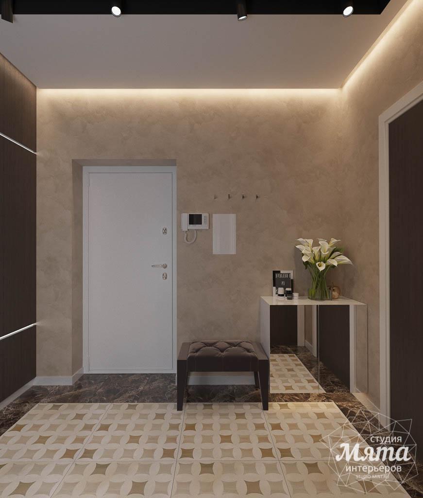 Дизайн интерьера однокомнатной квартиры в ЖК Крылов (2 очередь) img1308094126