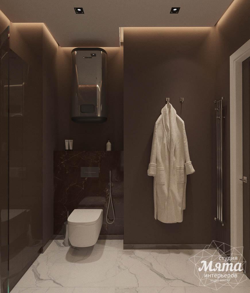 Дизайн интерьера однокомнатной квартиры в ЖК Крылов (2 очередь) img1949899334