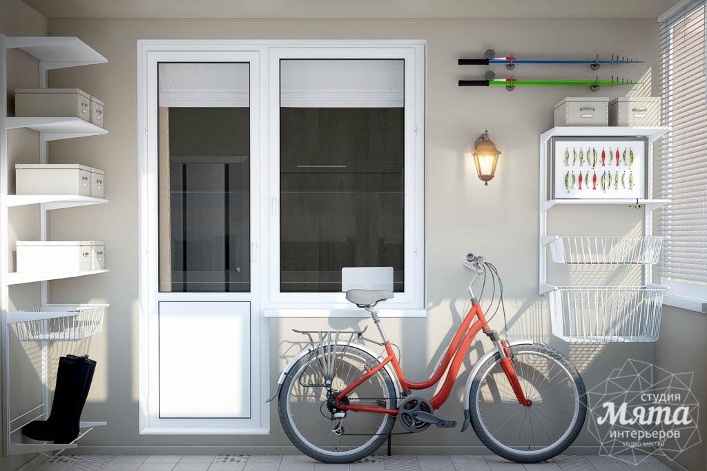 Дизайн интерьера трехкомнатной квартиры по ул. 8 Марта 194 img1174113683