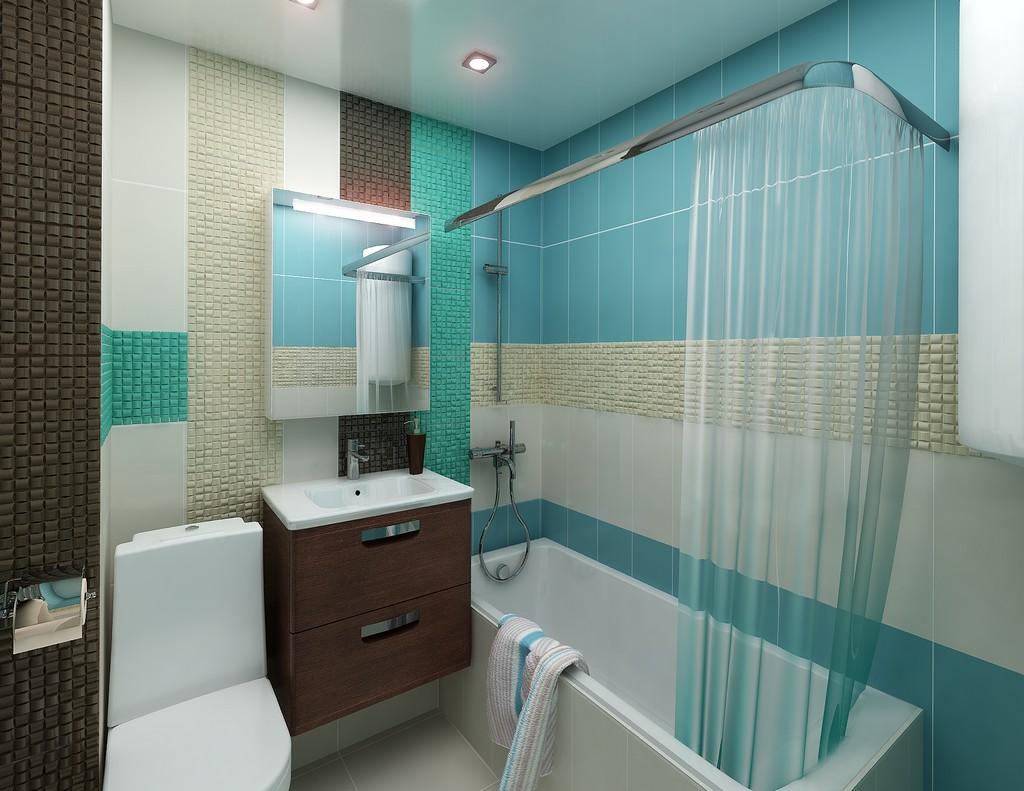 Дизайн интерьера ванной комнаты по ул. Фурманова 48 img647641635