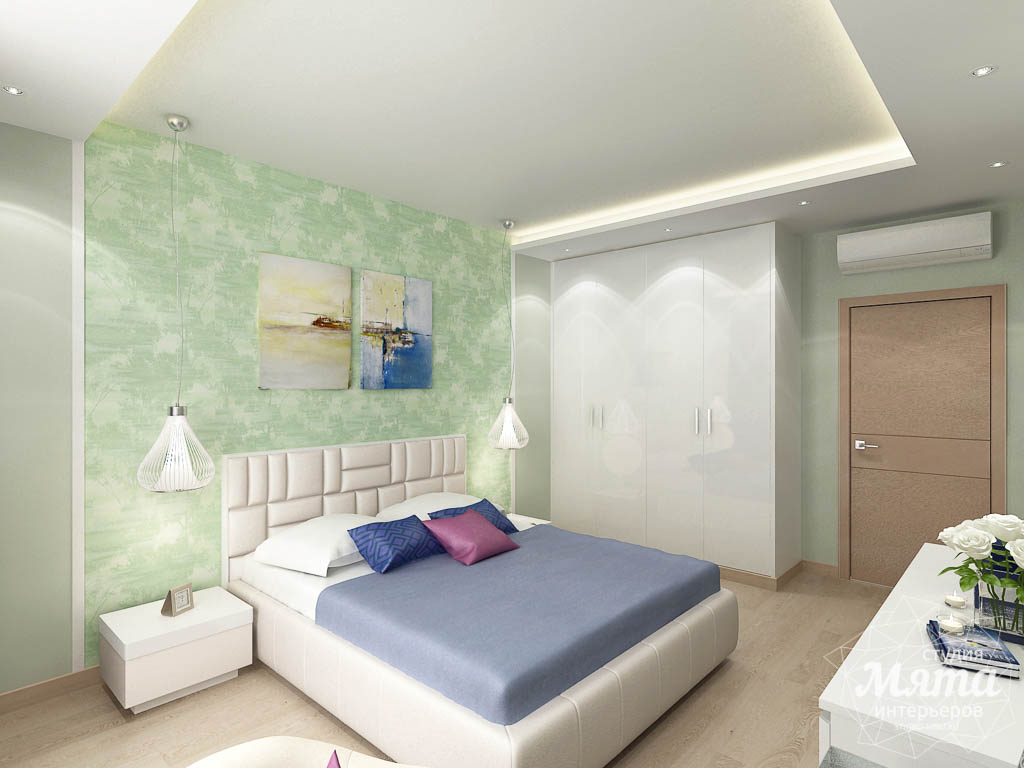 Дизайн интерьера трехкомнатной квартиры по ул. Куйбышева 21 img300199775