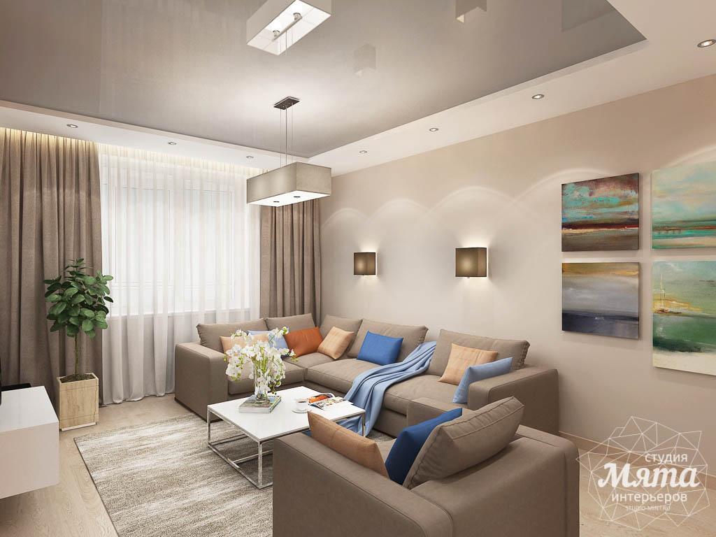 Дизайн интерьера трехкомнатной квартиры по ул. Куйбышева 21 img328953681