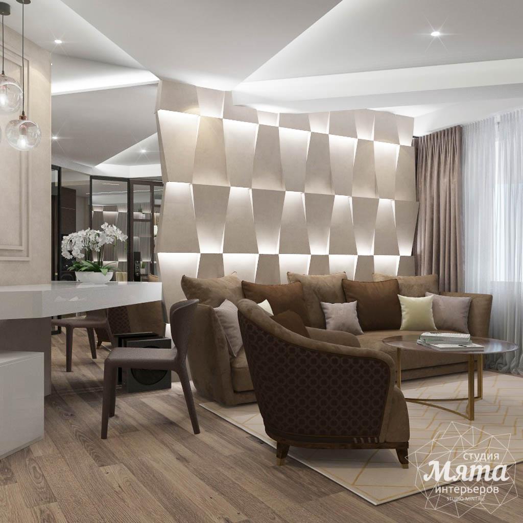 Дизайн интерьера и ремонт трехкомнатной квартиры по ул. Кузнечная 81 img1093029803