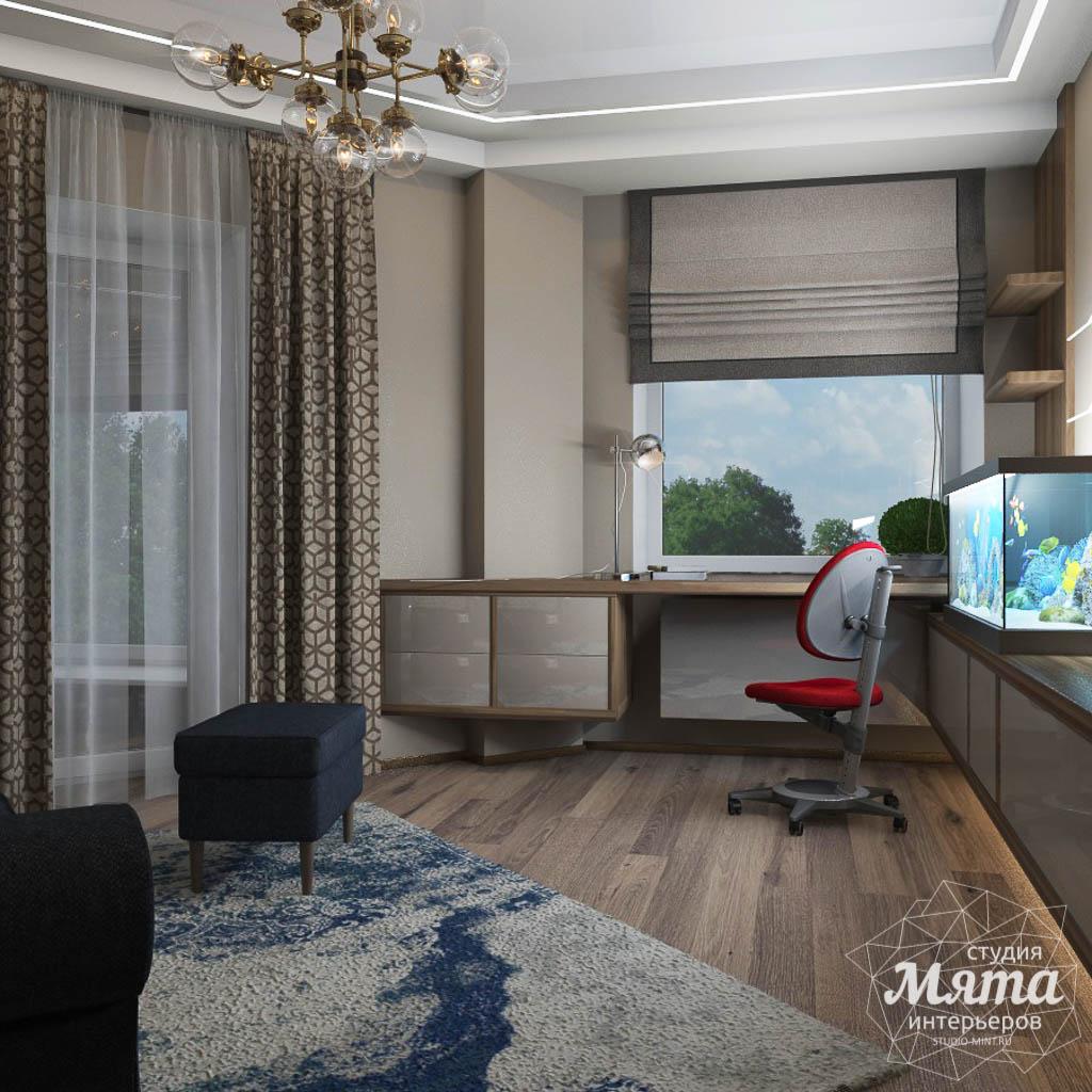 Дизайн интерьера и ремонт трехкомнатной квартиры по ул. Кузнечная 81 img1852398448