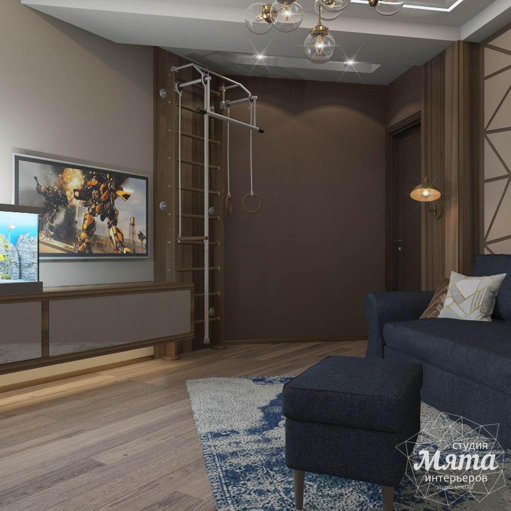 Дизайн интерьера и ремонт трехкомнатной квартиры по ул. Кузнечная 81 img381250793