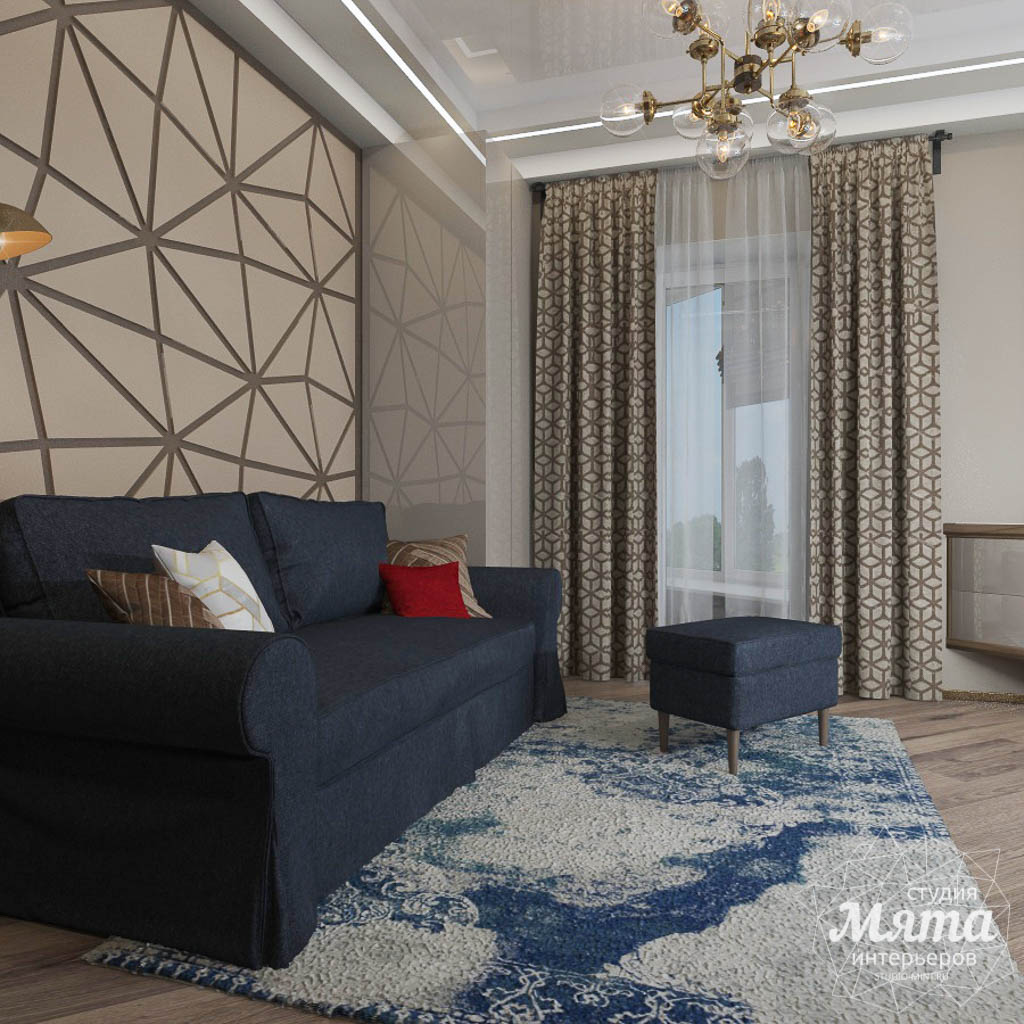 Дизайн интерьера и ремонт трехкомнатной квартиры по ул. Кузнечная 81 img1742248722
