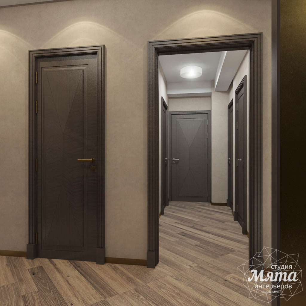 Дизайн интерьера и ремонт трехкомнатной квартиры по ул. Кузнечная 81 img1376852434