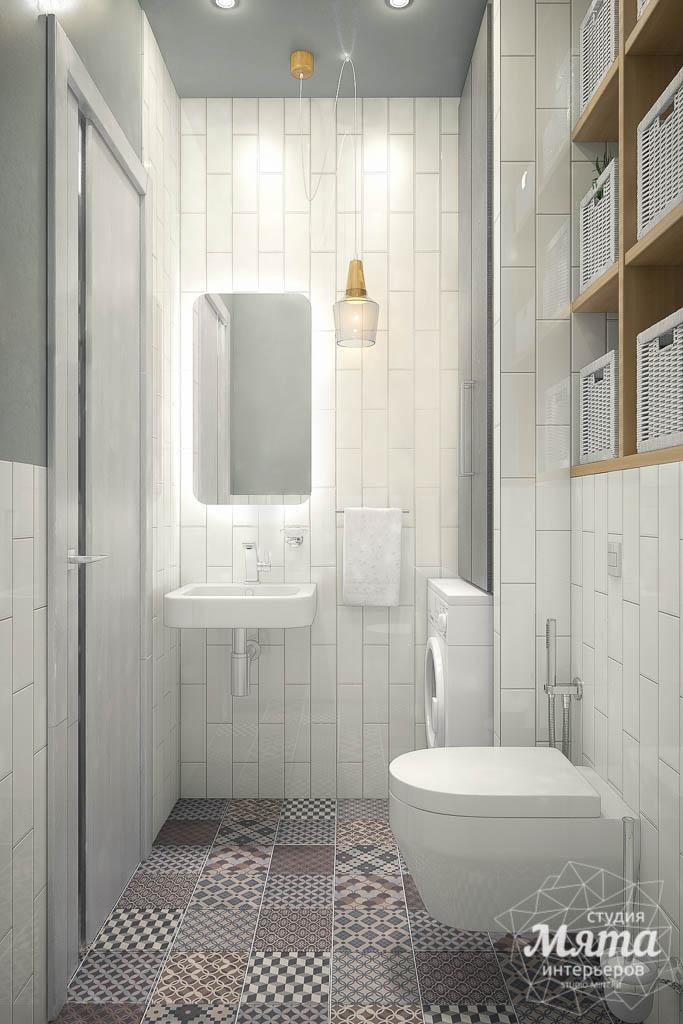 Дизайн интерьера трехкомнатной квартиры по ул. 8 Марта 194 img13346777