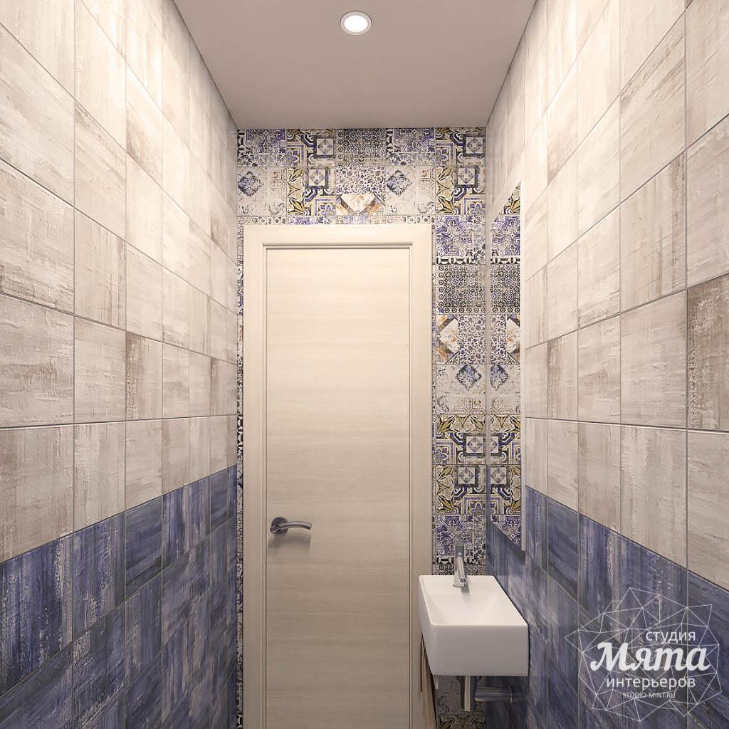 Дизайн интерьера ванной комнаты и санузла по ул. Трактористов 4 img784332871