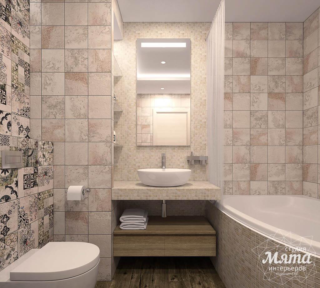 Дизайн интерьера ванной комнаты и санузла по ул. Трактористов 4 img2025602543