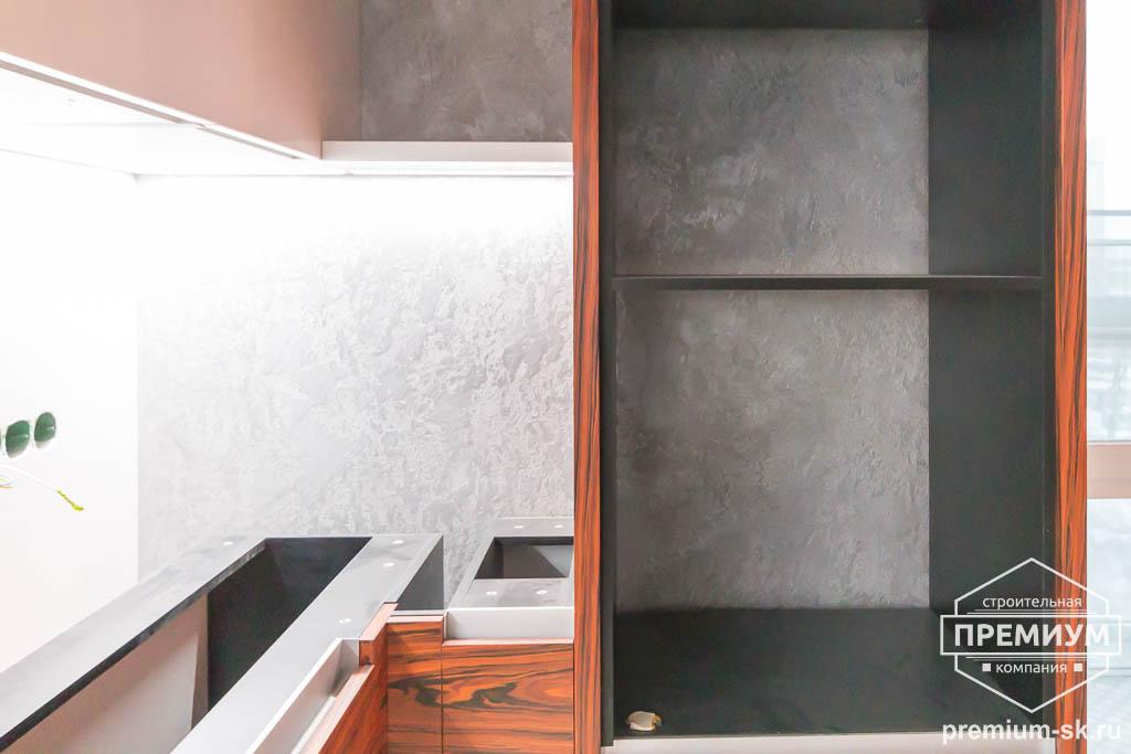 Дизайн интерьера и ремонт трехкомнатной квартиры по ул. Татищева 49 76