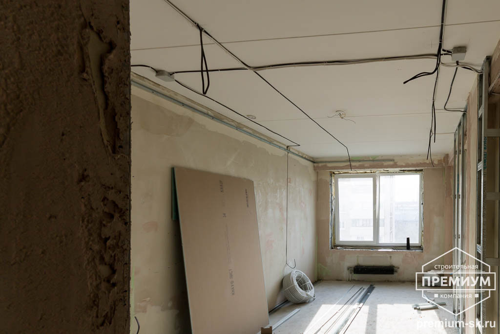 Дизайн интерьера и ремонт трехкомнатной квартиры по ул. Кузнечная 81 34