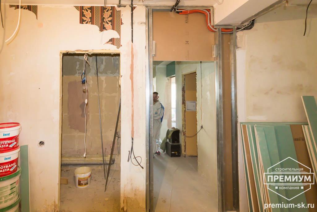 Дизайн интерьера и ремонт трехкомнатной квартиры по ул. Кузнечная 81 41