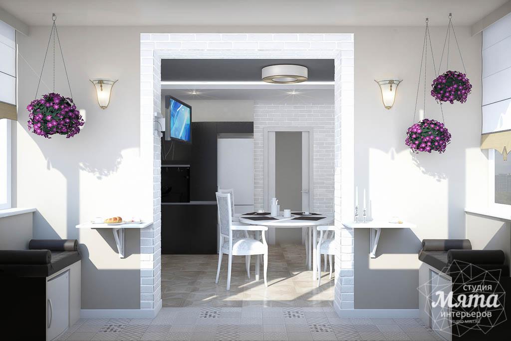 Дизайн интерьера трехкомнатной квартиры по ул. 8 Марта 194 img2032848846