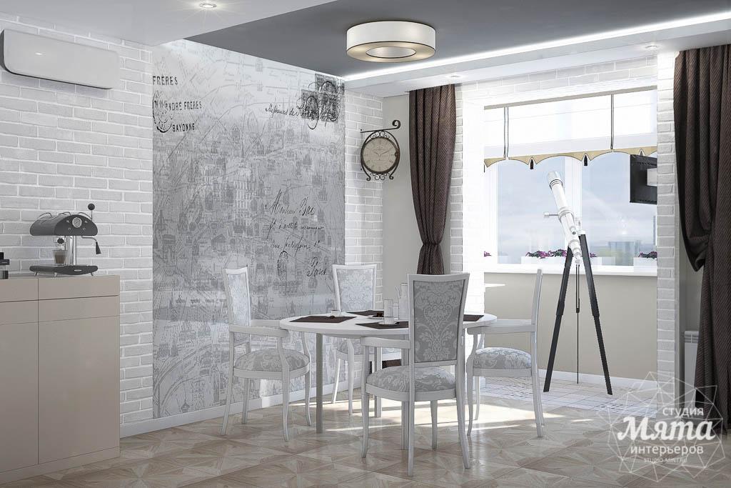 Дизайн интерьера трехкомнатной квартиры по ул. 8 Марта 194 img191335891