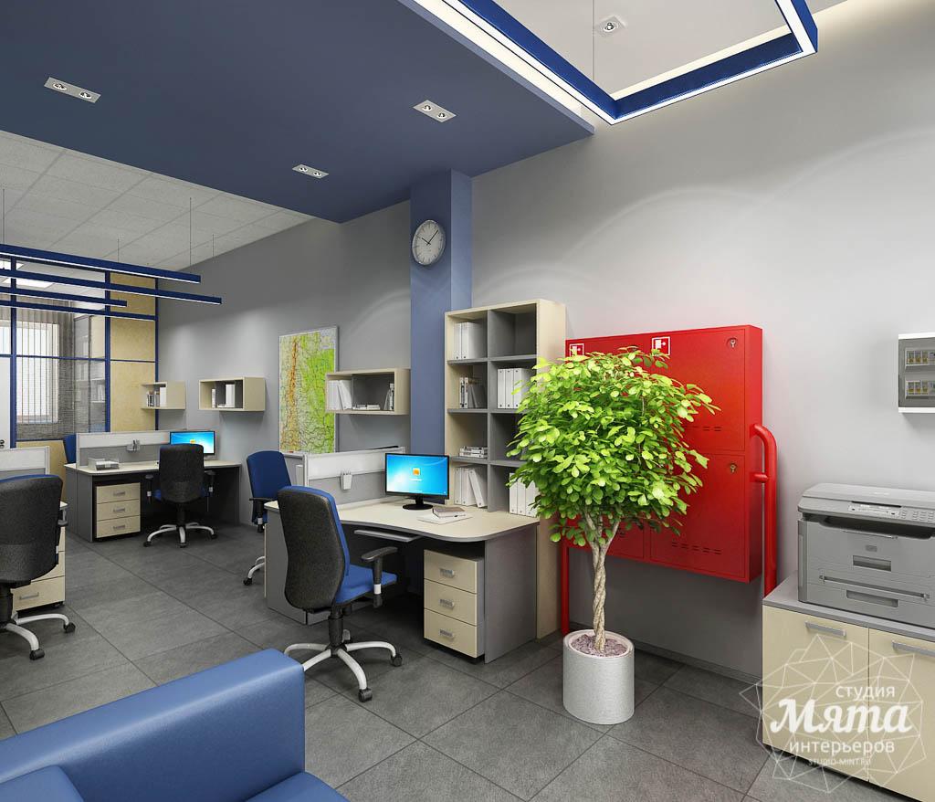 Дизайн интерьера офиса по ул. Чкалова 231 img1160578961