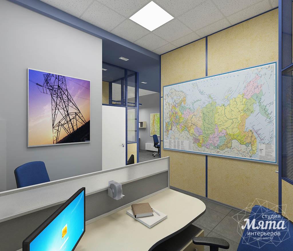 Дизайн интерьера офиса по ул. Чкалова 231 img1066845173