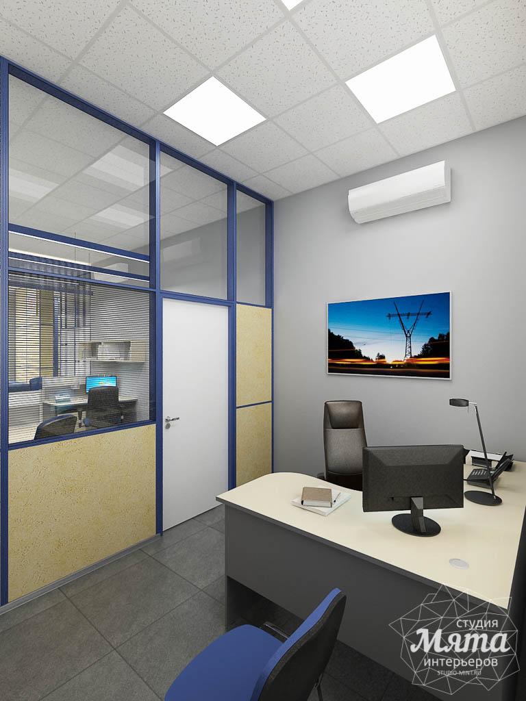 Дизайн интерьера офиса по ул. Чкалова 231 img637476614