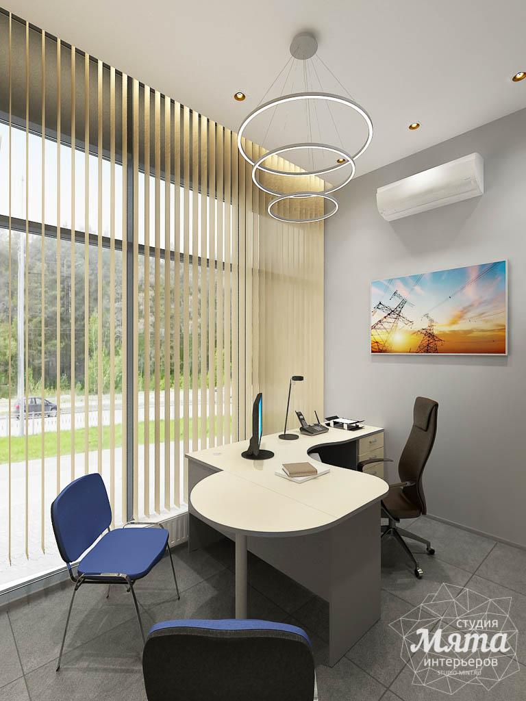 Дизайн интерьера офиса по ул. Чкалова 231 img2080890076