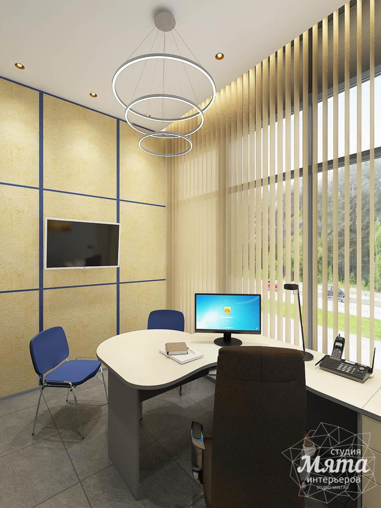 Дизайн интерьера офиса по ул. Чкалова 231 img1148710450