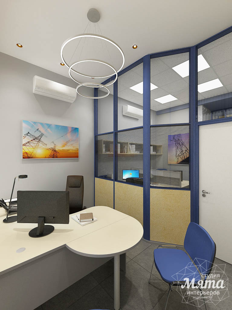 Дизайн интерьера офиса по ул. Чкалова 231 img2121724039