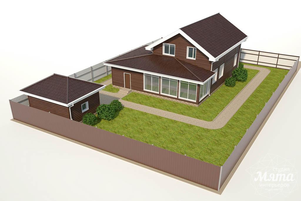 Дизайн фасада коттеджа в КП Алые Паруса img1593951444