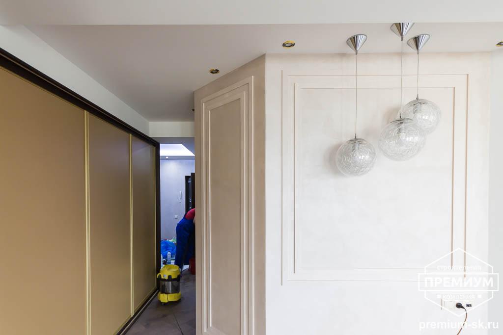 Дизайн интерьера и ремонт трехкомнатной квартиры по ул. Кузнечная 81 1