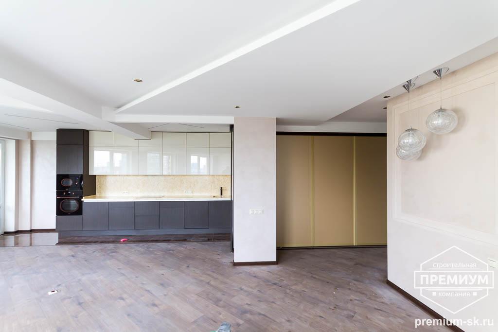 Дизайн интерьера и ремонт трехкомнатной квартиры по ул. Кузнечная 81 2