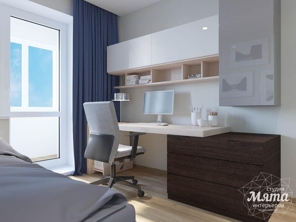 Дизайн интерьера трехкомнатной квартиры по ул. Куйбышева 102 img1880199887