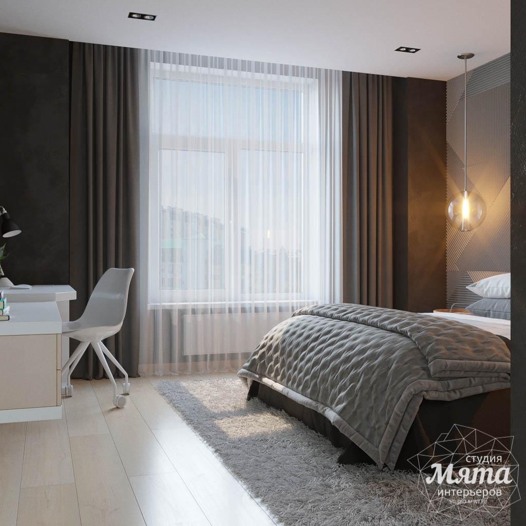 Дизайн интерьера однокомнатной квартиры в ЖК Чемпион Парк img654272725