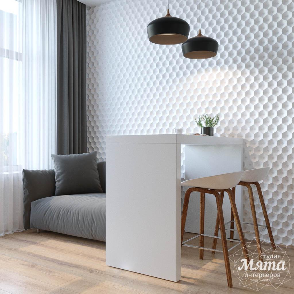 Дизайн интерьера однокомнатной квартиры в ЖК Чемпион Парк img1068248605
