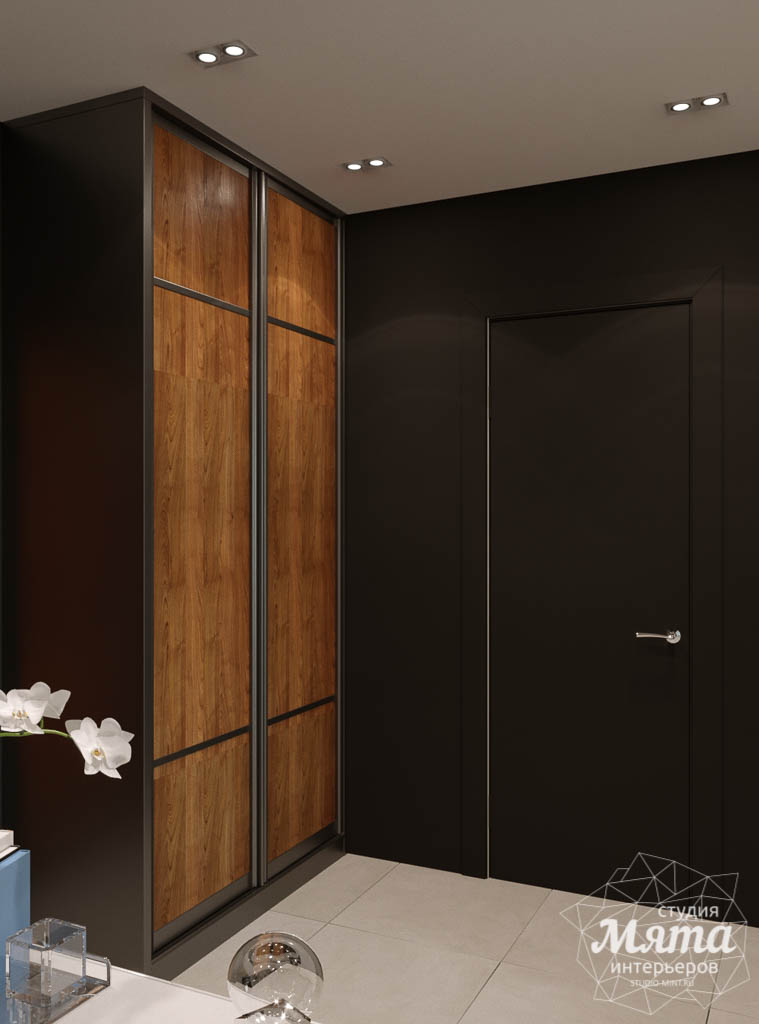 Дизайн интерьера однокомнатной квартиры в ЖК Чемпион Парк img242705526