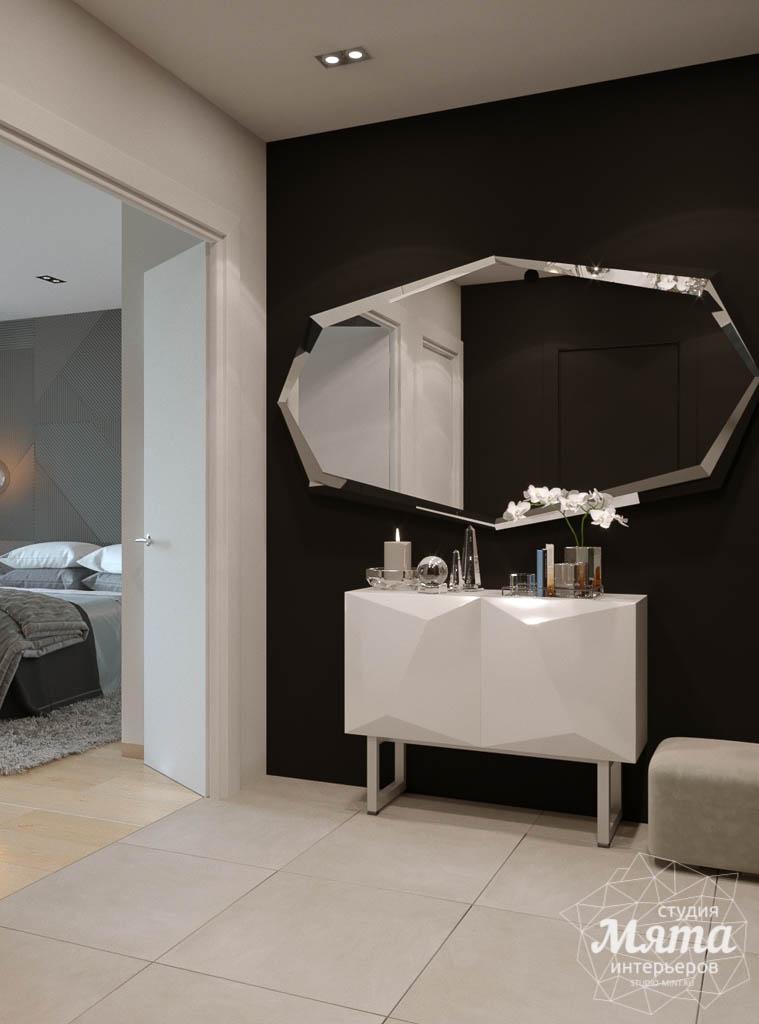 Дизайн интерьера однокомнатной квартиры в ЖК Чемпион Парк img496536149