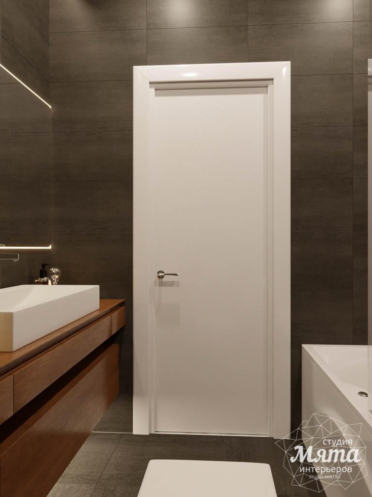 Дизайн интерьера однокомнатной квартиры в ЖК Чемпион Парк img990437773