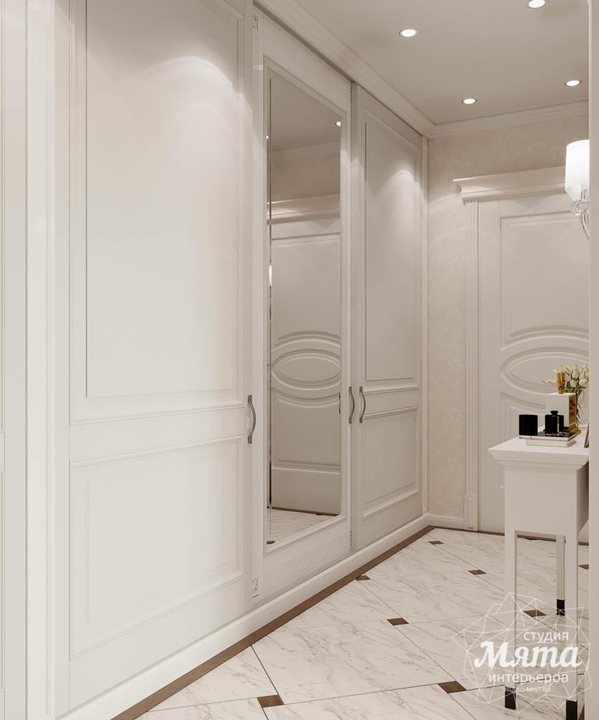 Дизайн интерьера однокомнатной квартиры ЖК Солнечный Остров img1280794734