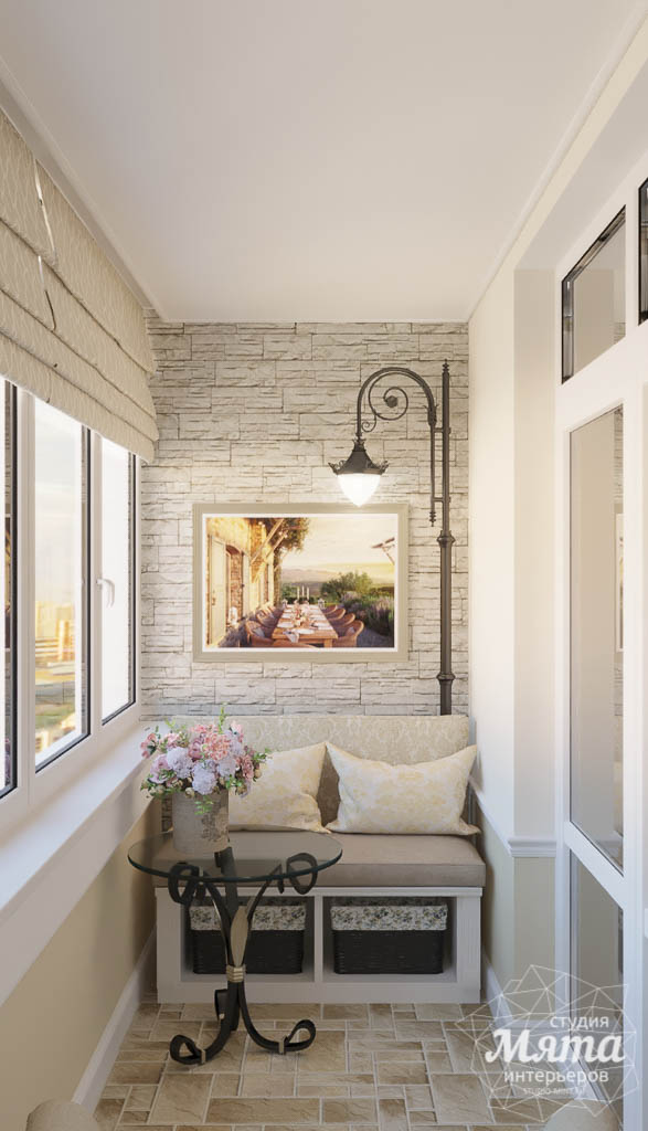 Дизайн интерьера квартиры - студии в ЖК Свой Круг img1056368547