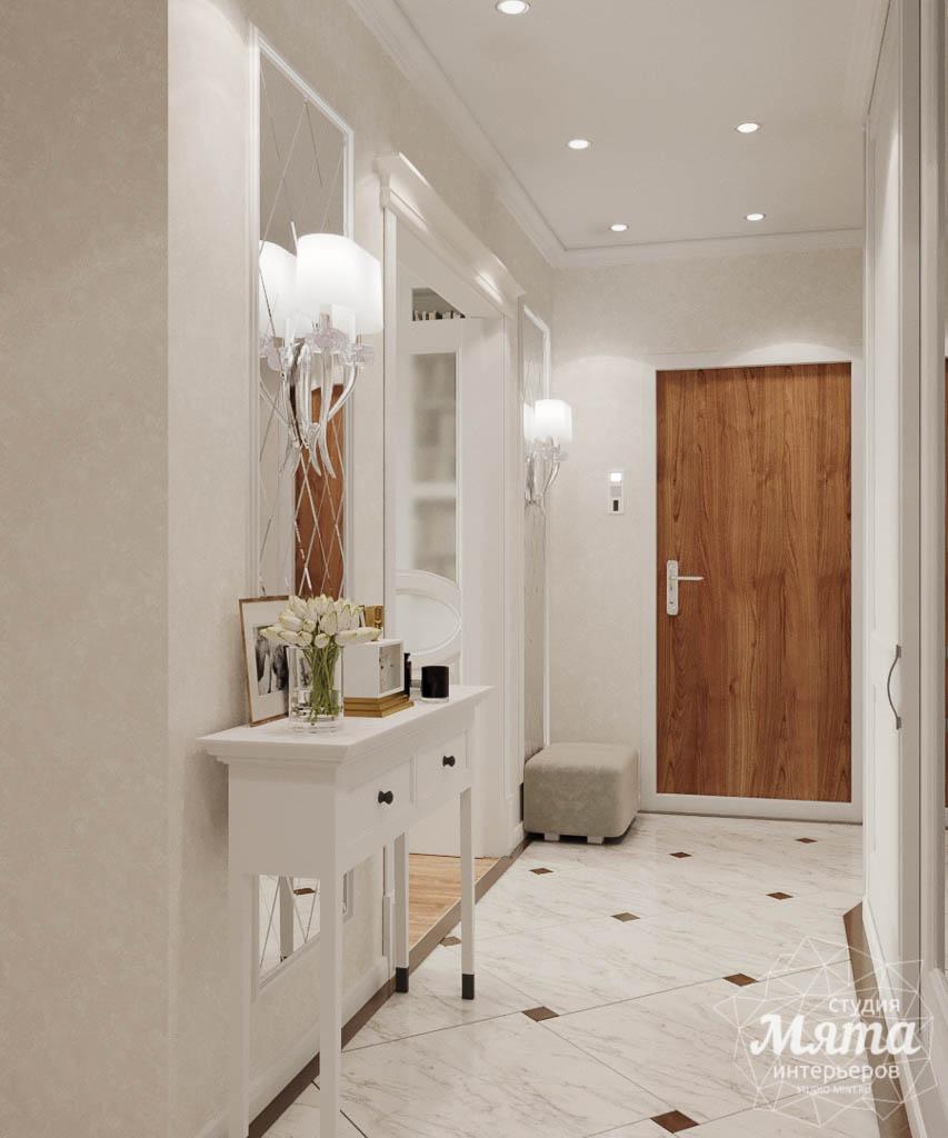 Дизайн интерьера однокомнатной квартиры ЖК Солнечный Остров img468039413