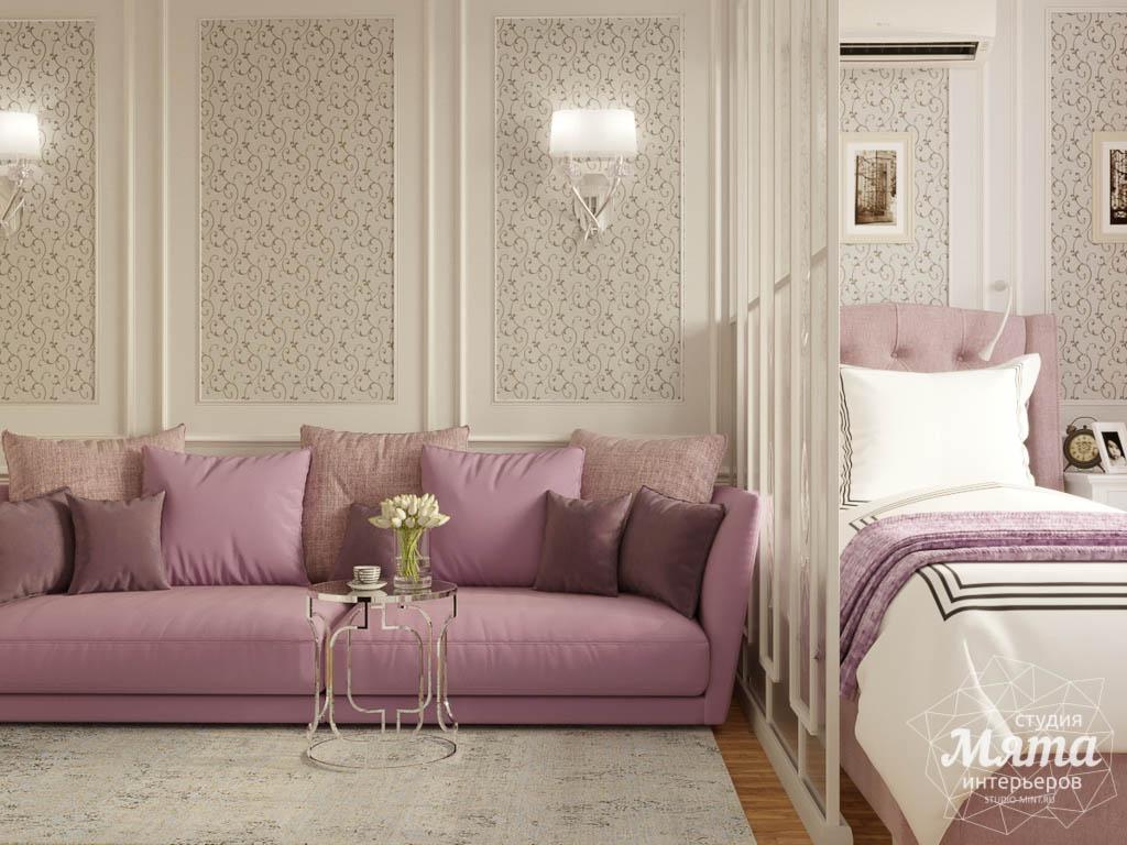 Дизайн интерьера однокомнатной квартиры ЖК Солнечный Остров img1300022310