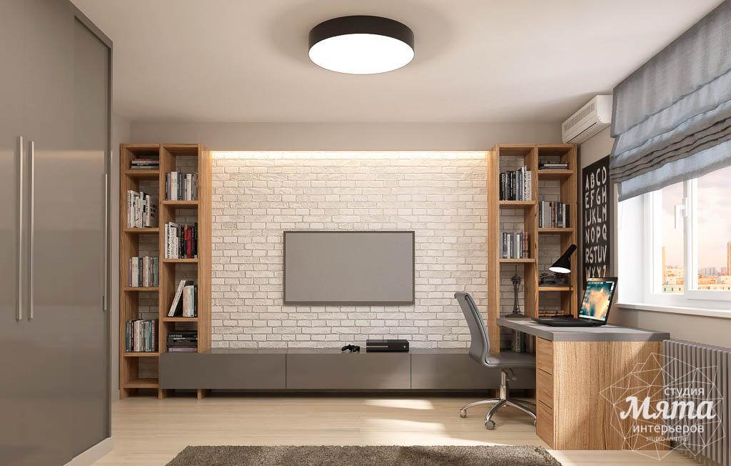 Дизайн интерьера трехкомнатной квартиры в ЖК Малевич img2000931328