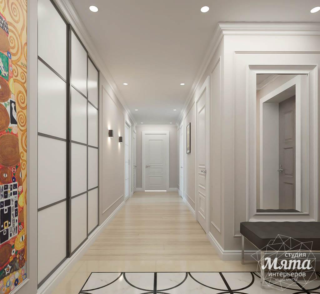 Дизайн интерьера трехкомнатной квартиры в ЖК Малевич img246026110