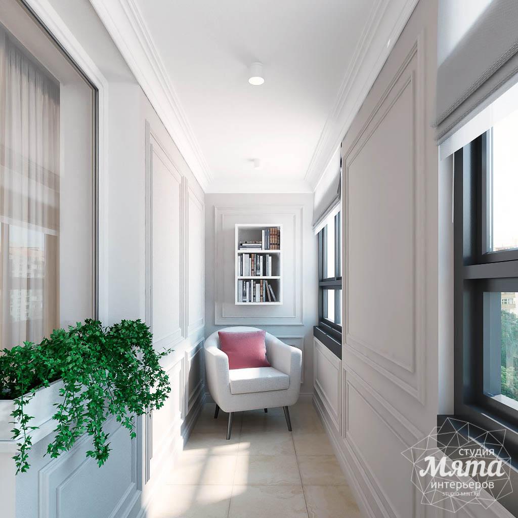 Дизайн интерьера трехкомнатной квартиры в ЖК Малевич img548891593