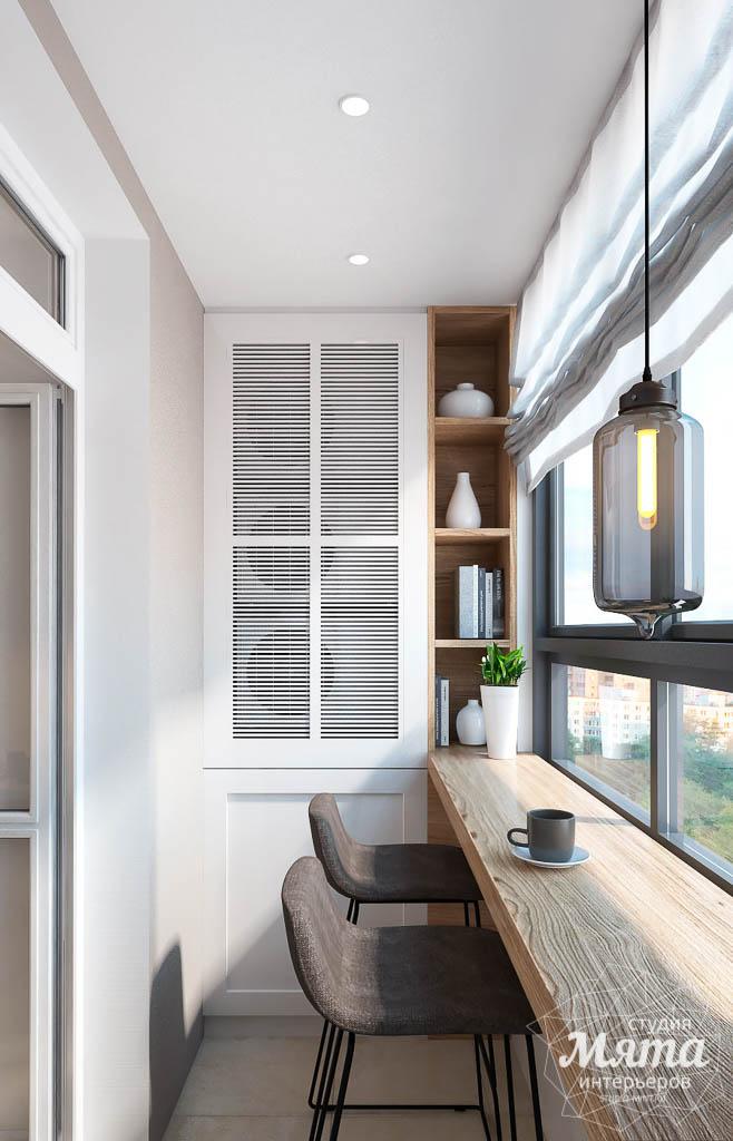 Дизайн интерьера трехкомнатной квартиры в ЖК Малевич img217626154