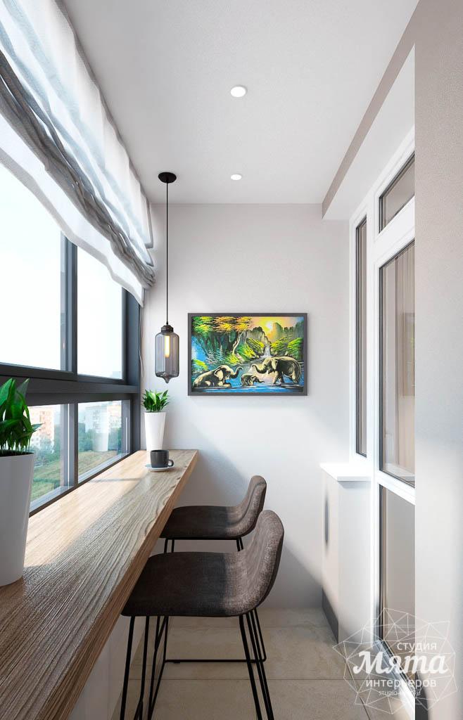 Дизайн интерьера трехкомнатной квартиры в ЖК Малевич img1179602943