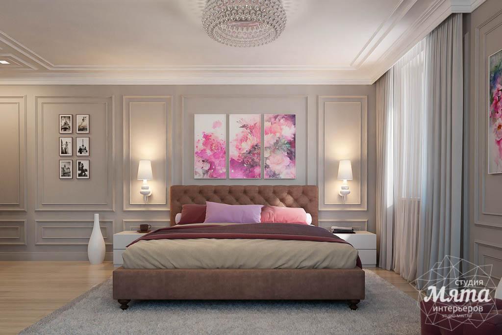 Дизайн интерьера трехкомнатной квартиры в ЖК Малевич img1275996103