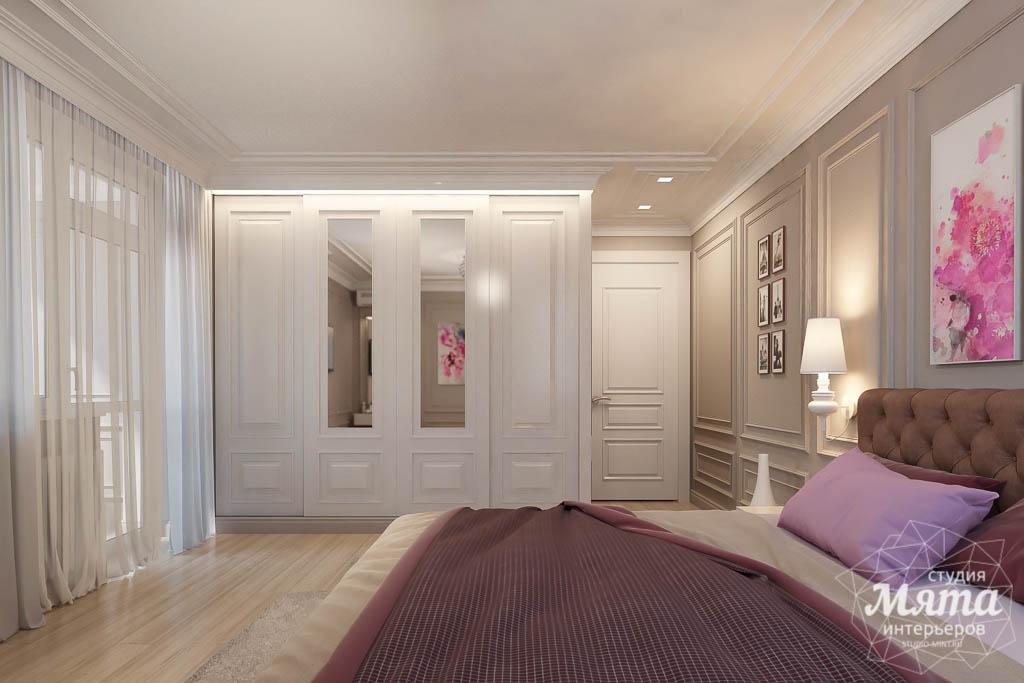 Дизайн интерьера трехкомнатной квартиры в ЖК Малевич img2023344605